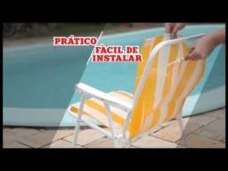 Renove o Forro da sua cadeira de praia