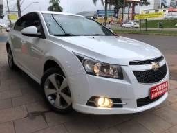 CHEVROLET CRUZE 2012/2013 1.8 LT 16V FLEX 4P AUTOMÁTICO - 2013