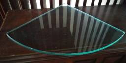 Prateleira de vidro 18mm