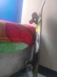 Skate devendo