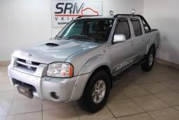 FRONTIER 2007/2007 2.8 XE ATTACK 4X2 CD TURBO ELETRONIC DIESEL 4P MANUAL - 2007