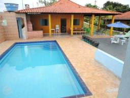 Páscoa ou quarentena chácara de lazer em Sertanópolis com piscina completa