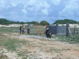 Terreno em Estância para Venda no Bairro Praia do Abais - De Esquina