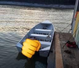 Canoa De Aluminio