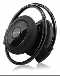Fone de Ouvido Sem Fio Bluetooth Stereo Universal