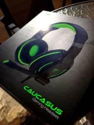 Headset T-Dagger Caucasus 50mm, led - lacrado