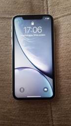 Vendo iPhone XR branco 64gb
