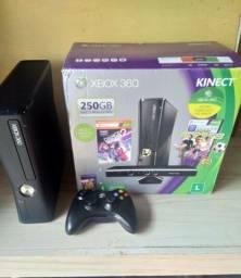 Xbox destravado ltu Kinect caixa Manual HD 250