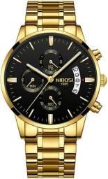 Relógio Nibosi original masculino