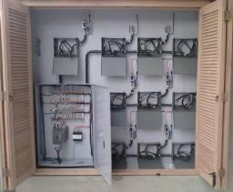 Eletricista hidráulico