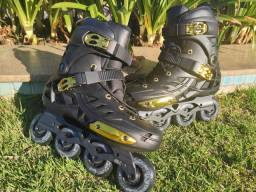 Patins Oxer Darkness Gold (SEM USO)