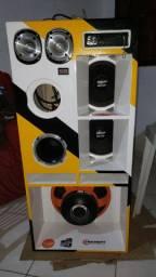 Som caixa bob vendo ou troco em outro som ou moto.