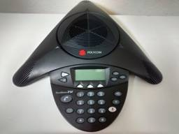 Polycom Soundstation 2W Telefone Sem Fio conferência (Estado NOVO)