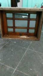 Vitro janela banheiro