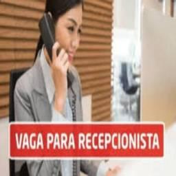 Vaga - Recepcionista