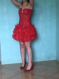 Vestido Debutantes