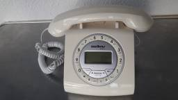 Telefone Intelbras Retro