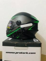 Vendo capacete Pro Tork R8 diversas cores