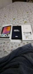 Tablet Samsung novo