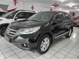 Honda CR-V EXL 2.0 16V 4X4 ** TETO SOLAR + INTERIOR CARAMELO **