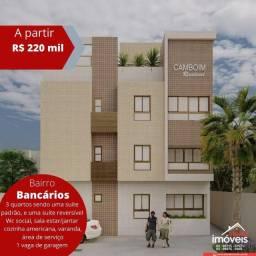 Título do anúncio: Apartamento nos bancarios