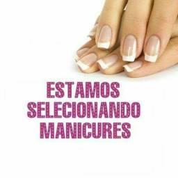 Precisamos de Manicure e Pedicure