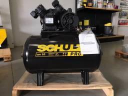 Compressor de Ar Schulz 140LBS 220v Monofásico