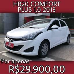 Hb20 confort plus 1.0 2013