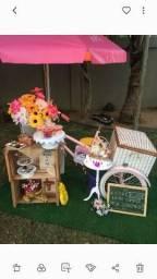 Bicicleta Food Truck