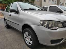 Fiat Palio ELX Flex 2005/06 Prata