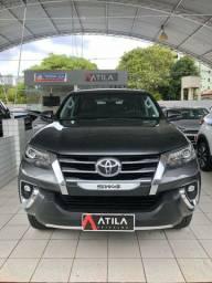 Toyota sw4 2018 srx 4x4 diesel câmbio automático extra !!!