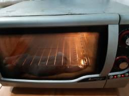 FORNO elétrico Fisher LUMEM grill 44 litros
