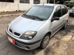 Renault Scenic Authentique Completa 1.6 Flex 4 Portas Prata 2005