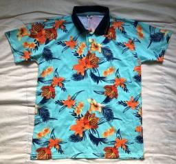 Camisas Florais