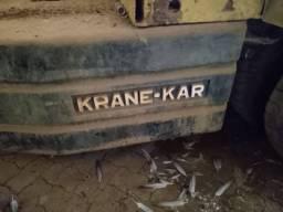 Guindaste Krane-kar para 9 toneladas.