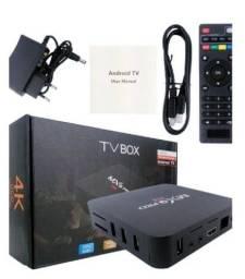 Tv Box 64 gb / 4 gb ram android 10.1