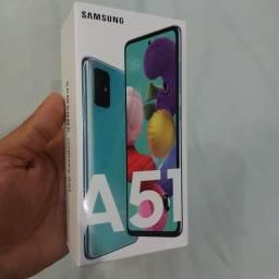 Samsung A51 128GB NOVOS Embalagem LACRADA