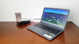 "Notebook Gamer Samsung I5 7ª G, 15.6"", 8GB, 1TB, GeForce 2GB, impecável com nota!"
