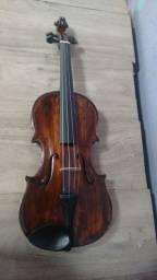 Violino 3/4 Reconstruído e Harmonizado Luthieria
