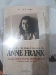 """Livro """"Os sete últimos meses de Anne Frank"""""""
