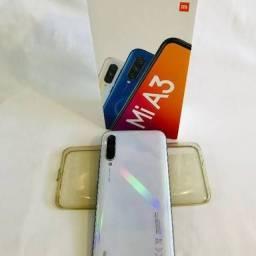 Xiaomi mi A3 64 gb de memória troco por um superior dou volta .