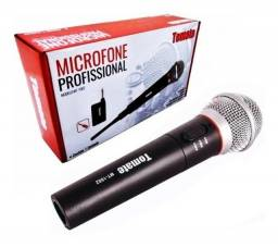 Microfone Profissional Sem Fio