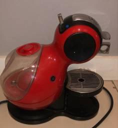 Cafeteira Expresso Arno Dolce Gusto PJ220554 Vermelha