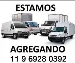 Motorista com Van/Vuc - São Paulo