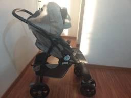 Carrinho de bebê Burigotto-Euro 6-Unissex
