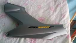 Hornet carburada carenagem tampa lateral original nova