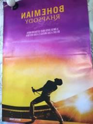 Cartaz de Cinema do Filme Bohemian Rhapsody