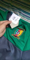 Camisa de time Camarões