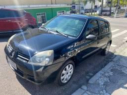 Renault Clio 1.0 2008 completo menos AR