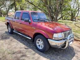 Ford Ranger XLT 4x4 2002 excelente estado